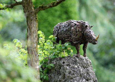 Antik-Hof Harzenetter Nashorn